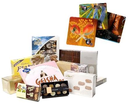 cosmetic box cd tin box packaging